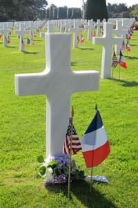 LT Roosevelt's grave
