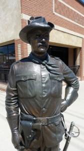 Theodore Roosevelt StatueTheodore Roosevelt Statue