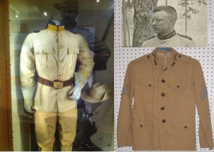 TR's Mark on US Army Uniforms